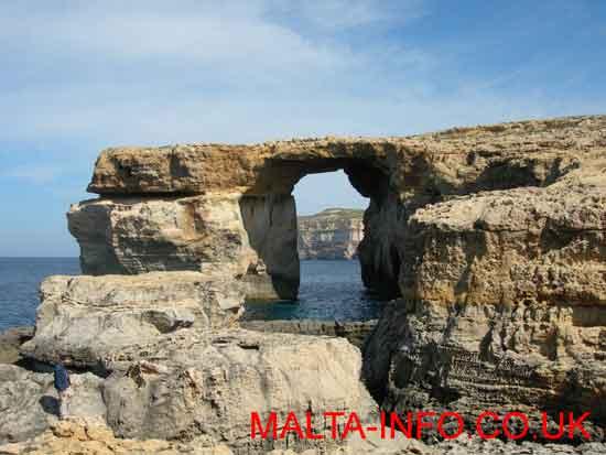 Azure Window A Scenic Rock Arch Gozo Attractions Malta Attractions,White Kitchen Counter Backsplash Ideas